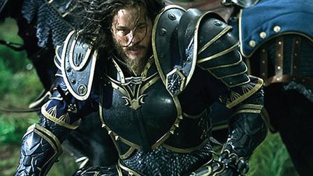 A scene from Warcraft