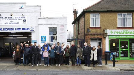 Residents have won the battle against co-op