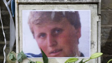 Henry Hicks died following a police chase in Islington (Picture: Arnaud Stephenson)