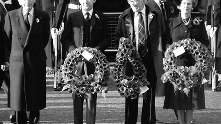 Michael Foot was ridiculed for his 'donkey jacket' at the 1981 Remembrance Sunday service, but autho