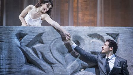 ROMEO AND JULIET by Shakespeare, , Writer - William Shakespeare, Director - Rob Ashford and