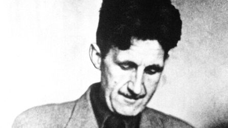 George Orwell. Picture: PA/EMPICS