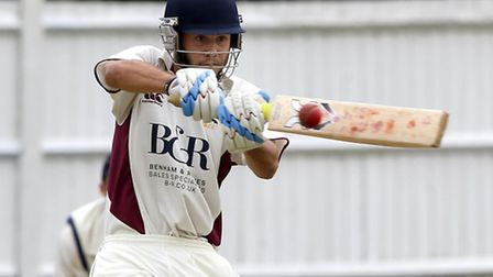 Connor Nurse hit an unbeaten 29 to take North Middlesex over 200 in his first appearance of the seas