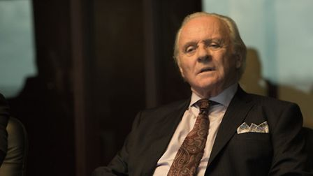 Anthony Hopkins. Picture: Steve Dietl