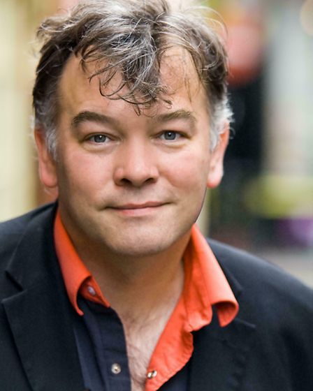 Comic Stewart Lee was the headline act at the Simon Community Fundraiser.