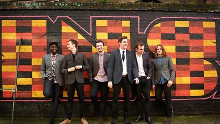 The Sons of Pitches. Picture: Emilie-Bailey