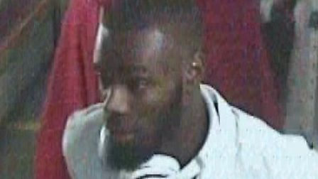 Police would like to speak to this man (Pic: BTP)