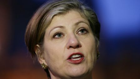 Emily Thornberry. Picture: Yui Mok/PA