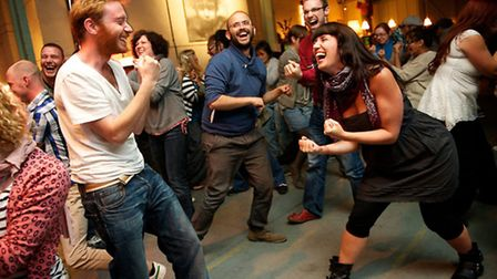 MoveMe getting the community to dance
