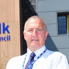 Lowestoft Journal columnist Phil Aves. Picture: Suffolk County Council