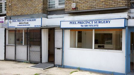 Peel Precinct Surgery has been placed in special measures (Pic: Jonathan Goldberg)