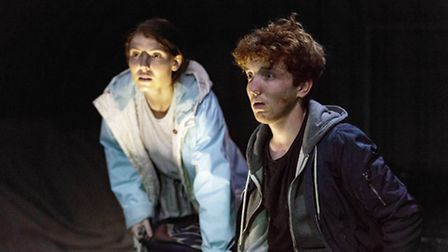 Cargo at The Arcola Theatre by Tess Berry-Hart . Picture: Mark Douet.