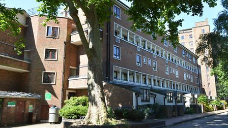 Numbers 41-70 Besant Court have been mooted for demolition by Islington Council. The taller tower bl