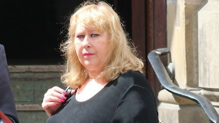 Maria Blacklock has admitted fraud and money laundering (Pic: Central News)