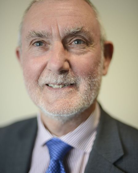 Rob Evans, chair of governors designate. Picture: East Coast College