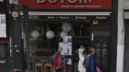 Queues could often be seen coming out of the door of Dotori. (Picture: Google Maps).