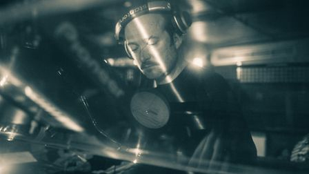 Craig Richards, a resident DJ at Fabric since it opened in 1999. Picture: Danny Seaton