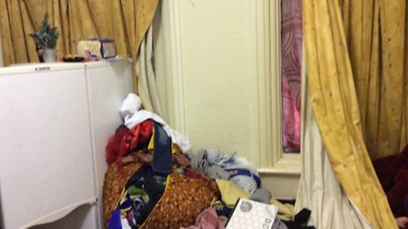 A total of 24 tenants were crammed into the property (Pic: Brent Council)