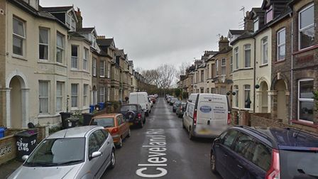 Cleveland Road, in Lowestoft. PHOTO: Google Maps