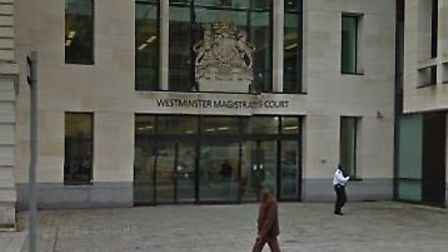 Patrick Kabele will appeat at Westminster Magistrates' Court today (Picture: Google)
