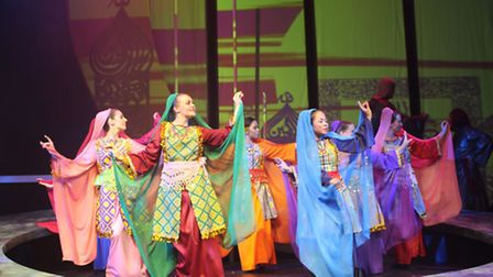 Marco Polo: An Untold Love Story at the Shaw Theatre