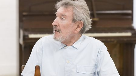 Gawn Grainger in The Entertainer, The Kenneth Branagh Theatre Company. Picture: Johan Persson