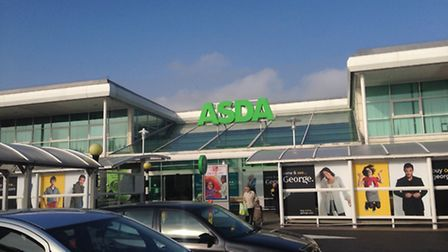 Fahima was run over outside Asda supermarket in Forty Lane, Wembley