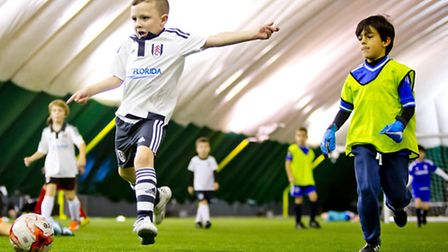 Fulham Football Club will be taking over LDO this weekend (Pic: onEdition)