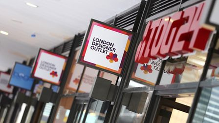LDO is located in Wembley (Pic credit: � London Designer Outlet)