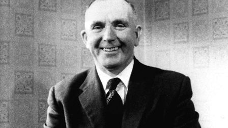 Albert Pierrepoint carried out 43 executions at Pentonville Prison between 1940 and 1953. Picture: P