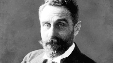 Roger Casement was executed at Pentonville Prison for treason in 1916. Picture: PA Wire