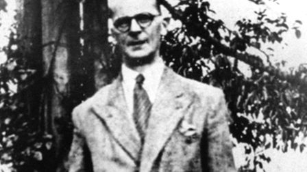 John Christie was hanged in 1953, three years after the wrongful execution of Timothy Evans. Picture