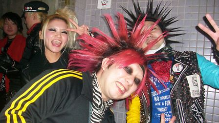 UP YOURs! Tokyo Punk and Japanarchy (Copyright: Chris Lowe)