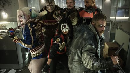 Suicide Squad is the latest in the line of summer big budget flops. Picture: Clay Enos / Warner Bros