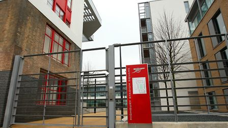 The former home of Arsenal is now Highbury Square, a development of 711 expensive flats. Picture: St