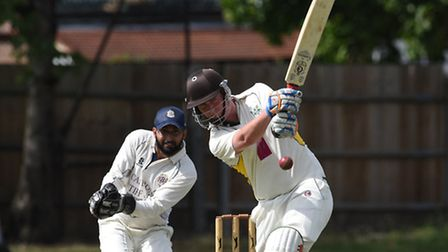 Jack Atchinson top scored with 68 for North London in their win at South Hampstead