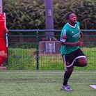 Aaron Morgan (right) has impressed in pre-season for Hendon (PIC:DBEECHPHOTOGRAPHY)