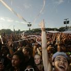 People enjoying themselves at Wireless Festival, which is also held in Finsbury Park. Picture: Yui M