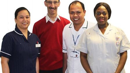 London North West Healthcare NHS Trust has launched a dementia strategy