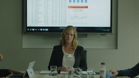 Anna Gunn as Naomi Bishop Picture: Sony Pictures