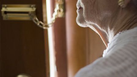 Older residents are being warned to be on their guard