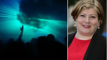 Emily Thornberry has backed Fabric's fight to stay open (Pictures: Fabio Venni/Creative Commons lice