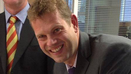 Simon Legg is Brent and Harrow Trading Standards Service manager