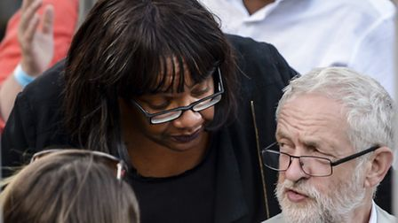 Parts of Diane Abbott and Jeremy Corbyn's constituencies have been merged to form a new Finsbury Par