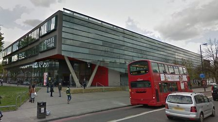 City and Islington College in Camden Road. Picture: Google Street View