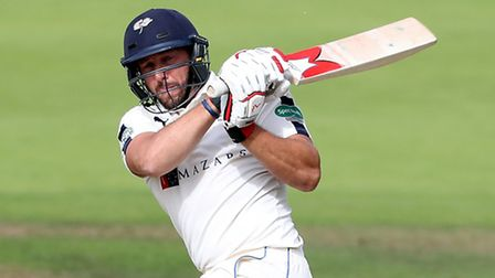 Yorkshire's Tim Bresnan hit 142 not out against Middlesex at Lord's
