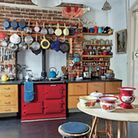 Islington Kitchen from English Houses by Ben Pentreath