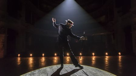 Kenneth Branagh stars as Archie Rice in The Entertainer. Picture: Johan Persson