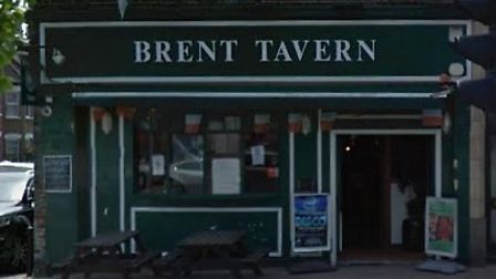 Police were called to The Brent Tavern in Dollis Hill (Pic: Google)