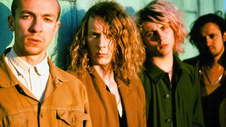 Mystery Jets. Picture Henry Harrison